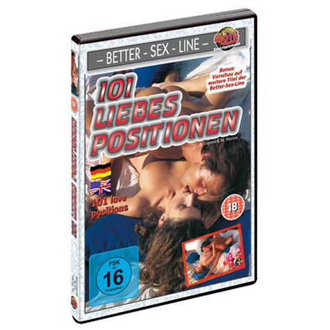 101 LIEBESPOSITIONEN DVD