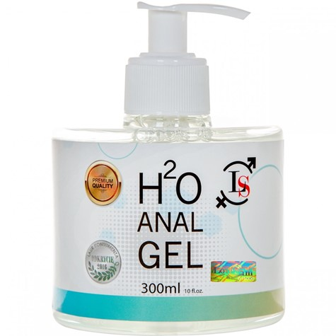 H2O ANAL GEL 300ML
