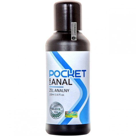 POCKET IN ANAL 100ML