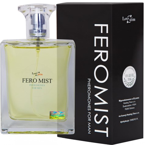 NEW! FEROMIST MEN 100ML